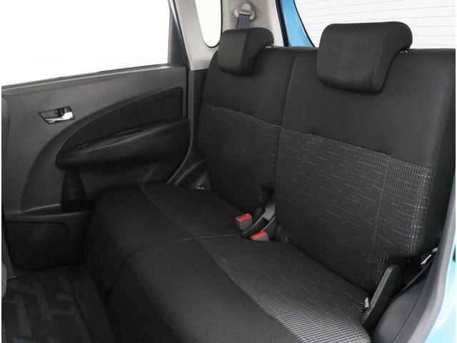 軽自動車でも後席の広さをきちんと確保しております。