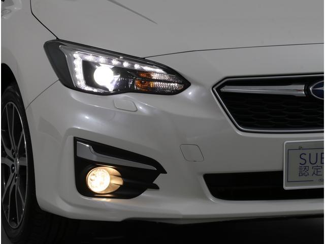 2.0i-L EyeSight アドバンスド LED元社用車(19枚目)