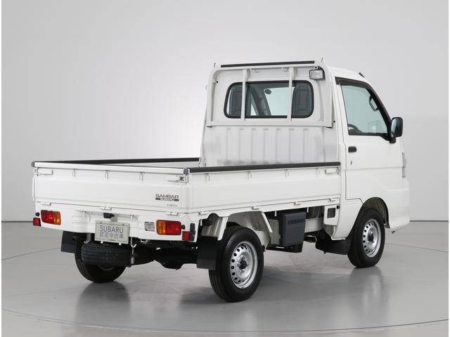 スバル サンバートラック TBタフパッケージ 5速マニュアル4WD エアコン パワステ