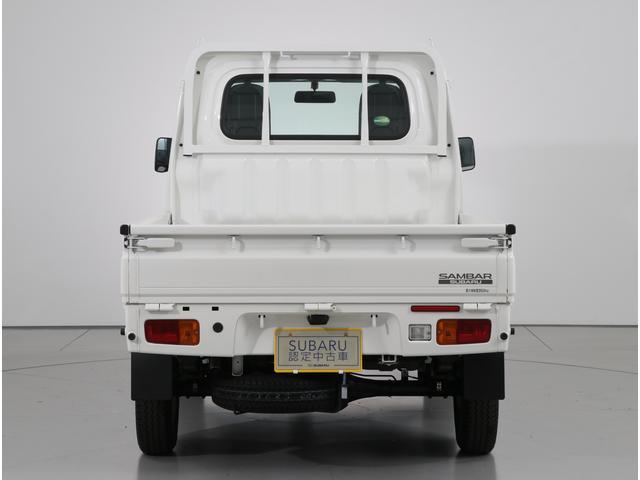 TB パートタイム4WD 5速マニュアル 弊社使用車(5枚目)