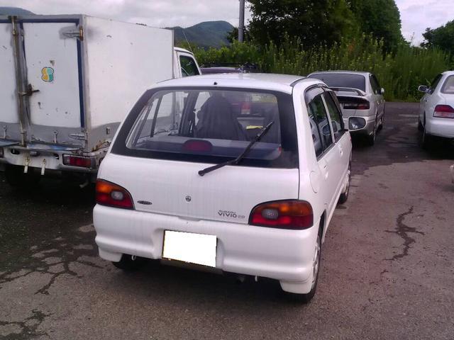 スバル ヴィヴィオ em 4WD