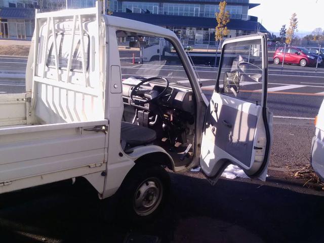 「スバル」「サンバートラック」「トラック」「栃木県」の中古車8