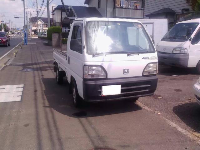 「ホンダ」「アクティトラック」「トラック」「栃木県」の中古車2