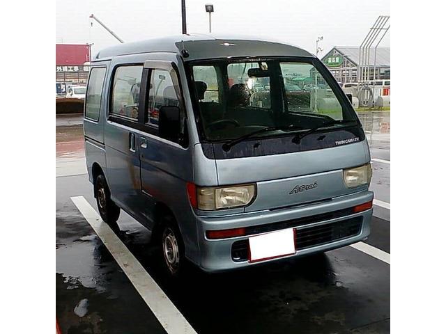 「ダイハツ」「アトレー」「コンパクトカー」「栃木県」の中古車3