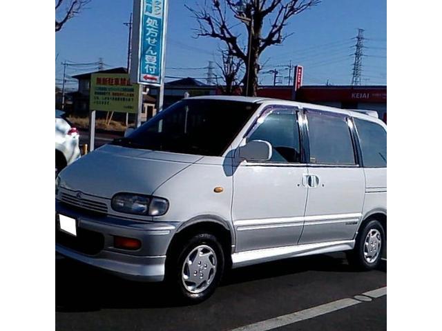 「日産」「セレナ」「ミニバン・ワンボックス」「栃木県」の中古車3