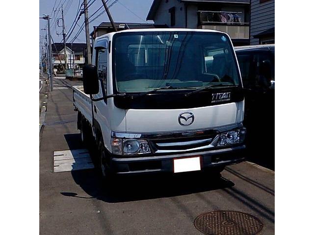 「マツダ」「タイタンダッシュ」「トラック」「栃木県」の中古車2