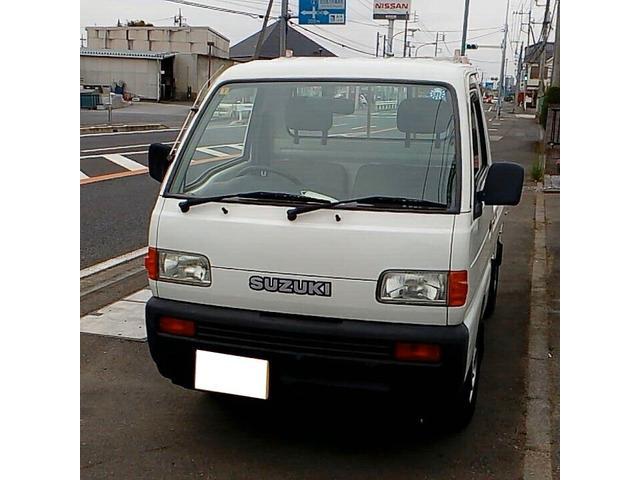 「スズキ」「キャリイトラック」「トラック」「栃木県」の中古車2