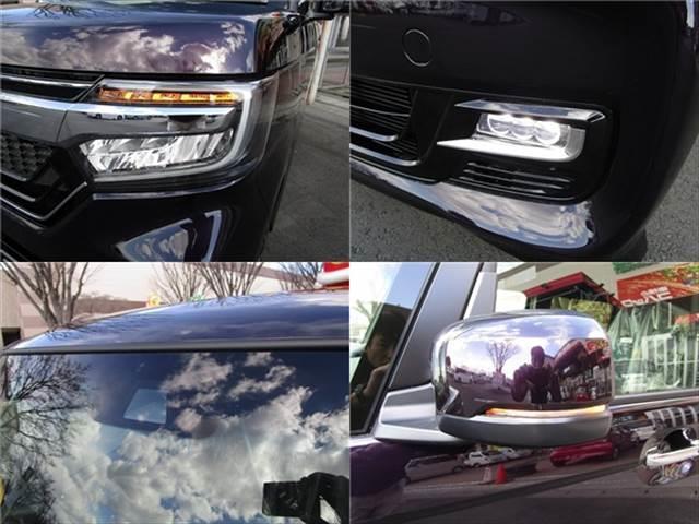 カスタム G・L Honda SENSING(4枚目)