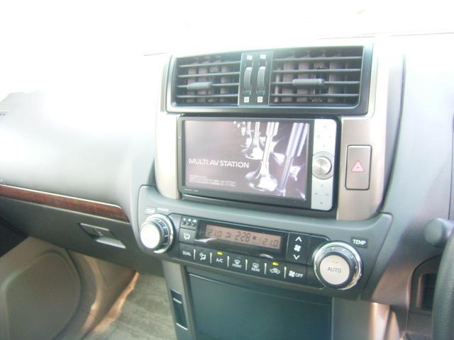 トヨタ ランドクルーザープラド TX 4WD