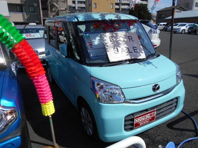 「マツダ」「フレアワゴン」「コンパクトカー」「茨城県」の中古車3