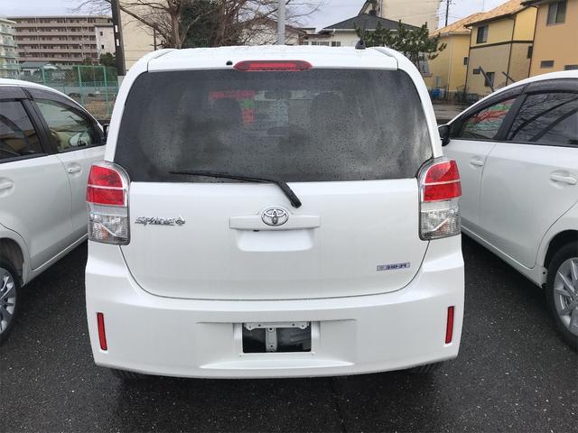 「トヨタ」「スペイド」「ミニバン・ワンボックス」「茨城県」の中古車4
