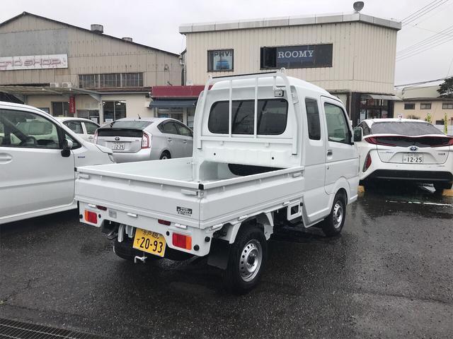 4WD AC AT 修復歴無 軽トラック ABS PS(7枚目)