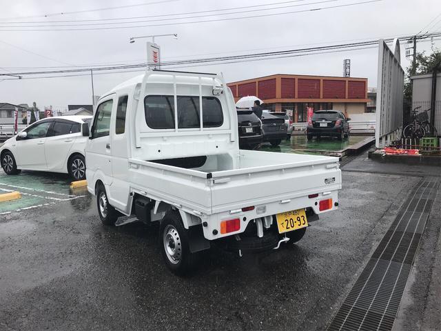 4WD AC AT 修復歴無 軽トラック ABS PS(9枚目)