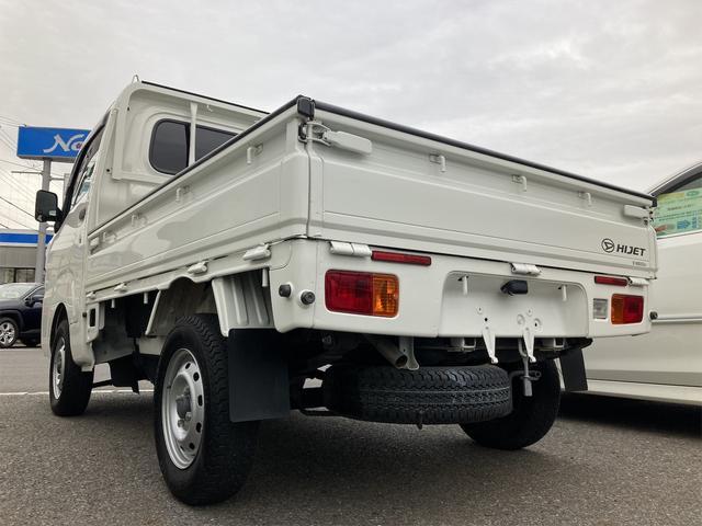 ヒョウジュンシャ 軽トラック エアコン(12枚目)