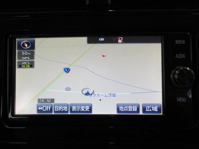 S メモリーナビ バックカメラ LEDヘッドランプ(5枚目)