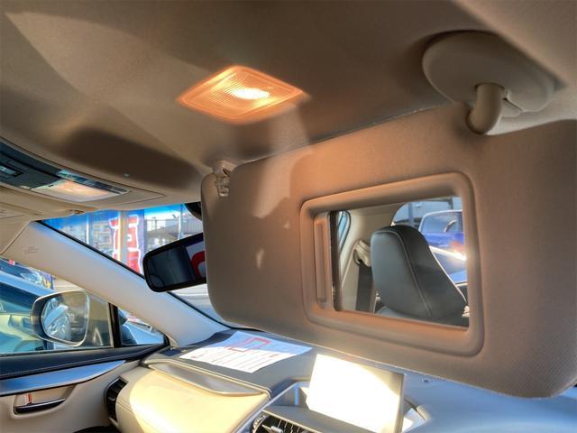 NX200t Iパッケージ ETC 全周囲カメラ クリアランスソナー オートクルーズコントロール パワーシート ターボ ナビ オートライト Bluetooth ミュージックプレイヤー接続可 USB CD 電動リアゲート(38枚目)