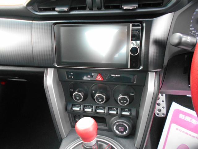 トヨタ 86 GT HDDナビ フルセグTV ETC バックモニター
