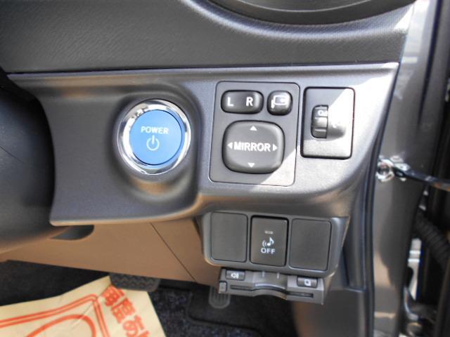 トヨタ アクア S メモリーナビ ETC バックモニター