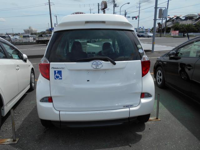 トヨタ ラクティス スローパー ナビ ETC 福祉車輌