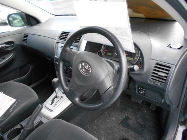 トヨタ カローラフィールダー 1.5X ABS WエアB CD HID
