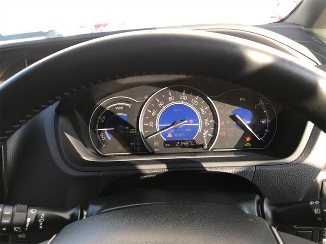 ハイブリッドV 衝突軽減B 両自動ドア Bモニタ シートH スマキー クルーズコントロール コーナーセンサー(30枚目)