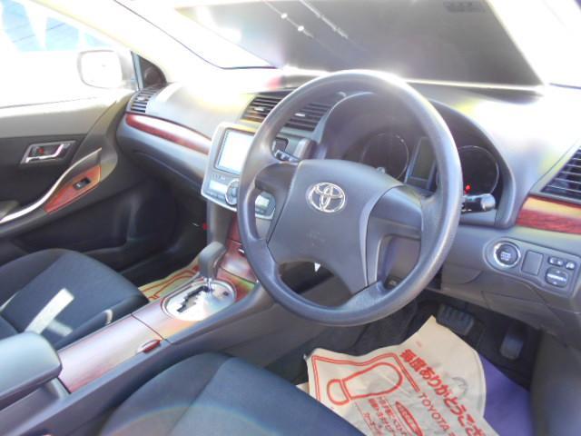 トヨタ アリオン A15 Gパッケージ HDDナビ ETC バックモニター
