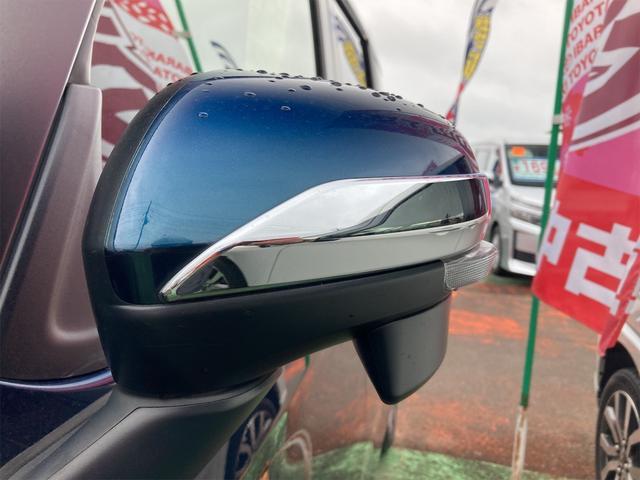 カスタムG-T TV ナビ クルコン CVT AW ETC スマートキー オーディオ付 衝突被害軽減システム レーザーブルークリスタルシャイン 修復歴無 両側電動スライドドア(23枚目)