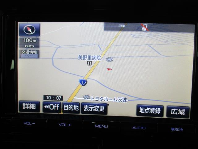 アエラス プレミアム-G HDDナビ バックカメラ HIDヘッドライト 乗車定員7人(4枚目)