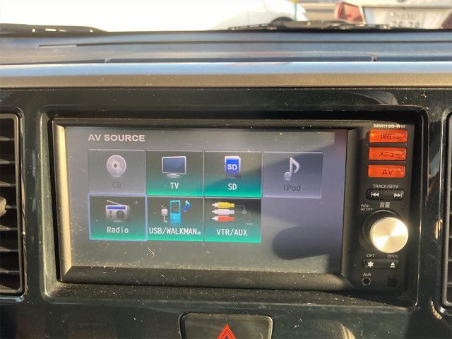 カスタムT ETC 両側電動スライドドア ナビ オートライト HID ミュージックプレイヤー接続可 USB CD スマートキー 電動格納ミラー ベンチシート CVT アルミホイール 盗難防止システム(8枚目)