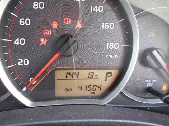 トヨタ ヴィッツ RS 純正アルミ メモリーナビ HID ETC