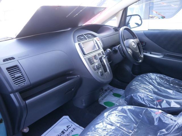 トヨタ ラクティス 1.5 G Lパッケージ ナビ