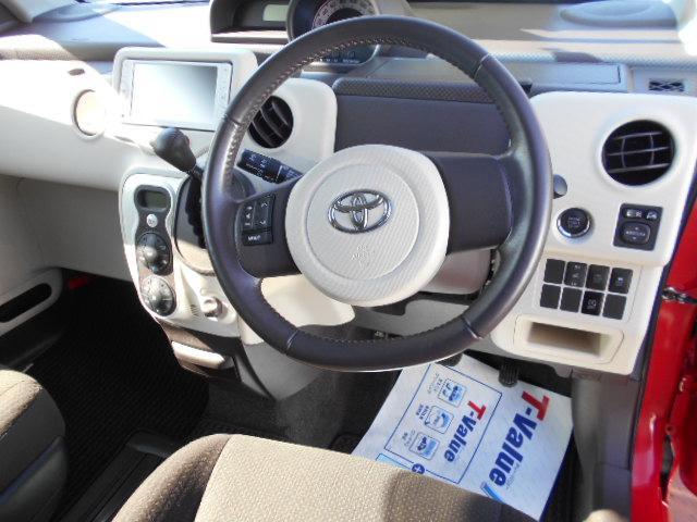 トヨタ ポルテ 1.5G メモリーナビ バックモニター HID
