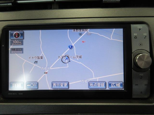 G HDDナビ バックカメラ HIDヘッドライト(4枚目)