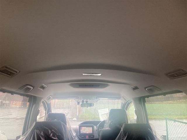 ハイブリッドX X 両側電動スライドドア ナビ バックカメラ AW 衝突被害軽減システム LED ETC 7名乗り AC オーディオ付 CVT スマートキー ホワイトパールクリスタルシャイン(30枚目)