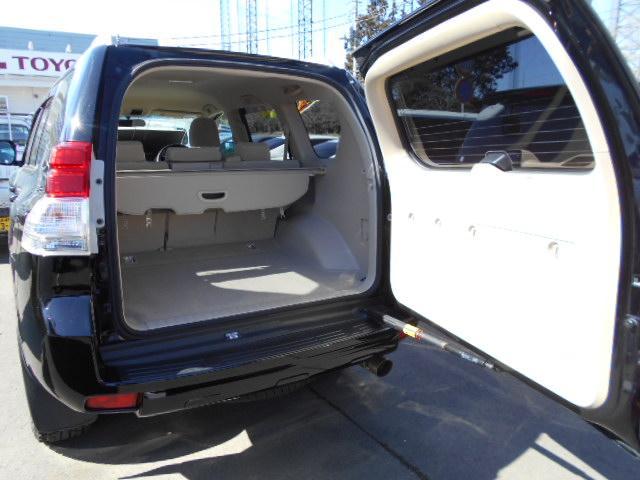 トヨタ ランドクルーザープラド TX 4WD 寒冷地仕様 ナビ ルーフレール バックモニター