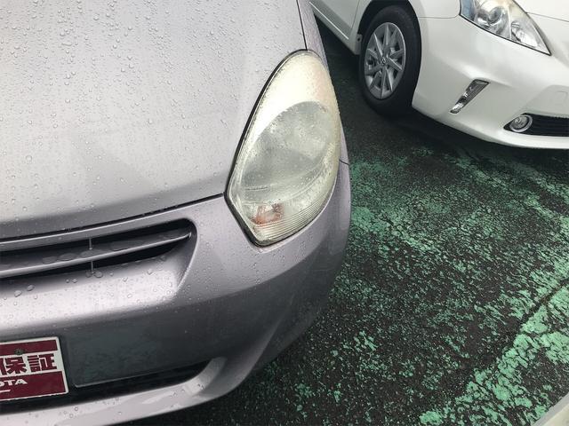 「トヨタ」「パッソ」「コンパクトカー」「茨城県」の中古車5