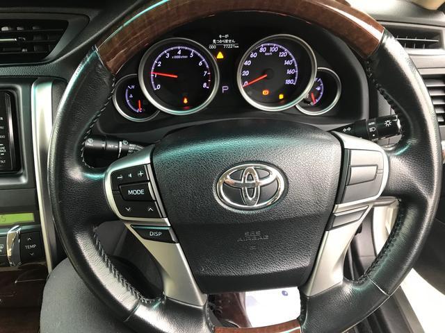 「トヨタ」「マークX」「セダン」「茨城県」の中古車6