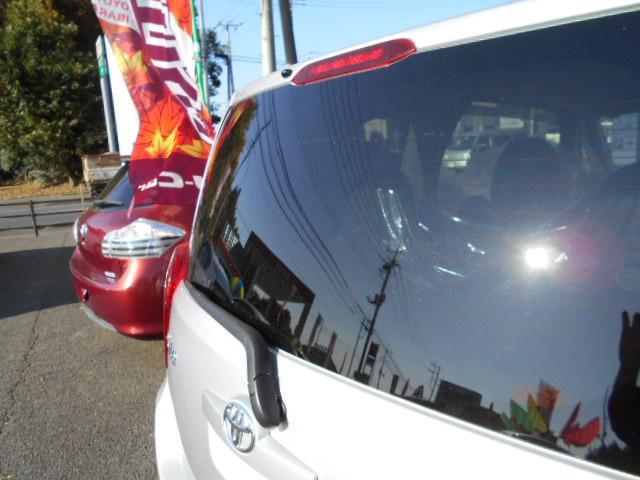 トヨタ ポルテ X メモリーナビ ETC バックモニター 左側パワースライド