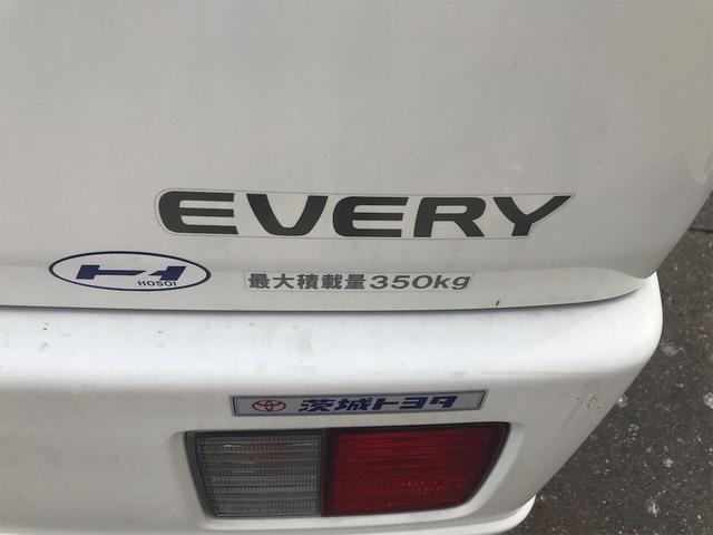 「スズキ」「エブリイ」「コンパクトカー」「茨城県」の中古車21