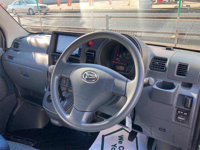 クルーズターボ 軽バン ETC ナビ TV 両側スライドドア エアコン パワーステアリング パワーウィンドウ 運転席エアバッグ 助手席エアバッグ(10枚目)
