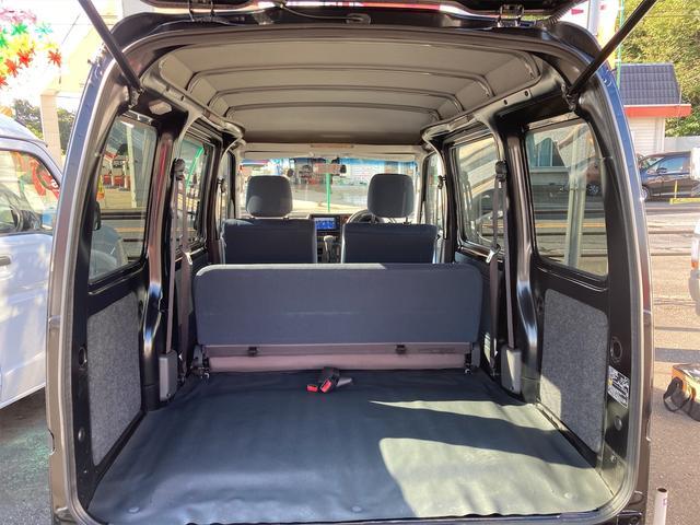 クルーズターボ 軽バン ETC ナビ TV 両側スライドドア エアコン パワーステアリング パワーウィンドウ 運転席エアバッグ 助手席エアバッグ(20枚目)
