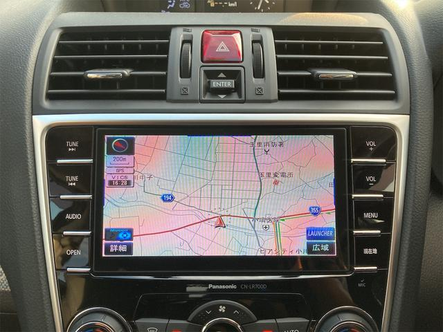 2.0GT-Sアイサイト 4WD ETC バックカメラ ナビ アルミホイール オートクルーズコントロール レーンアシスト オートライト HID ミュージックサーバー CD パワーシート スマートキー 電動格納ミラー CVT(4枚目)