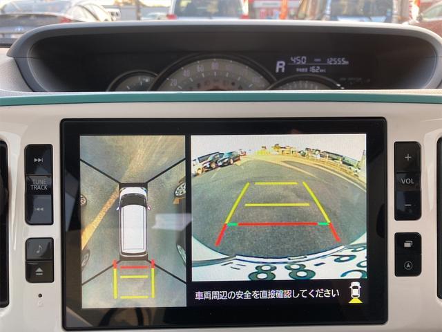 G SAIII ドライブレコーダー 全周囲カメラ 両側電動スライドドア ナビ オートマチックハイビーム オートライト Bluetooth CD スマートキー アイドリングストップ 電動格納ミラー ベンチシート CVT(5枚目)