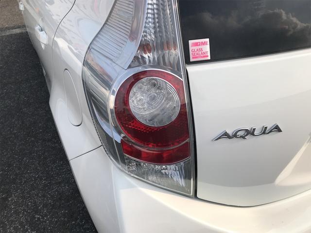 「トヨタ」「アクア」「コンパクトカー」「茨城県」の中古車19