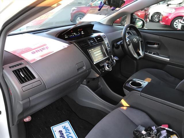 「トヨタ」「プリウスα」「ミニバン・ワンボックス」「茨城県」の中古車32