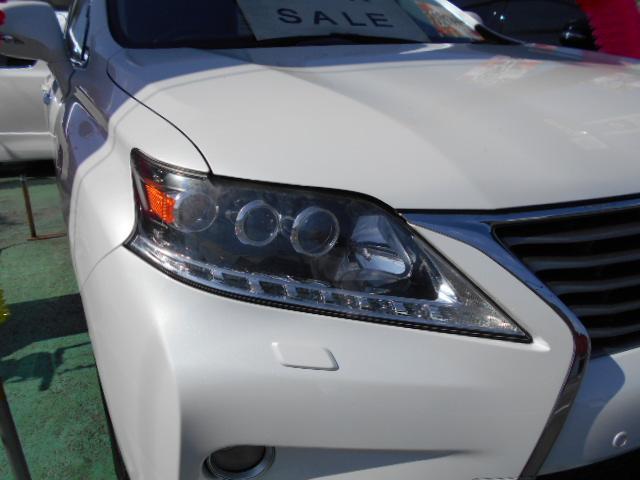 「レクサス」「RX」「SUV・クロカン」「茨城県」の中古車4