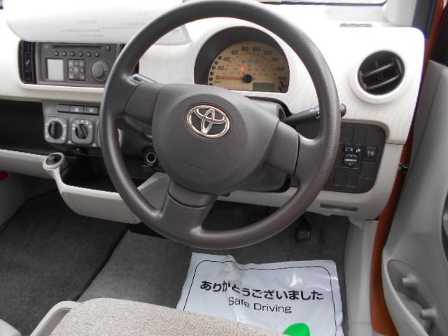 トヨタ パッソ X CD