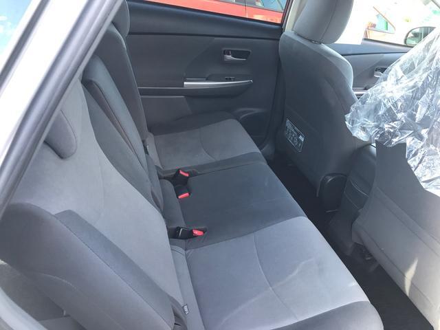 トヨタ プリウスアルファ S 純正アルミ ABS メモリーナビ CD