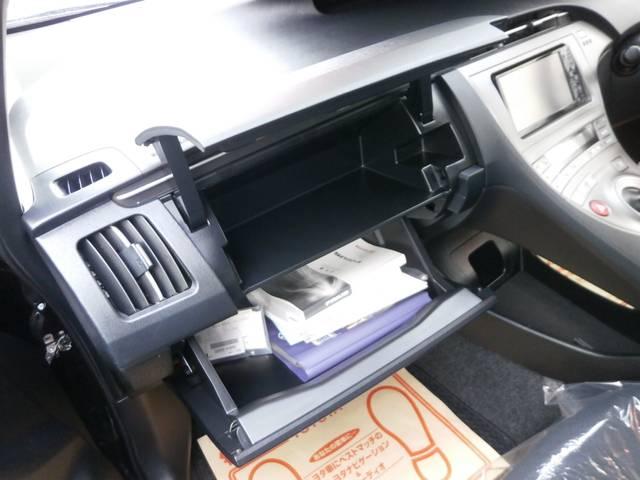 トヨタ プリウス 1.8 S 純正アルミ ABS メモリーナビ CD