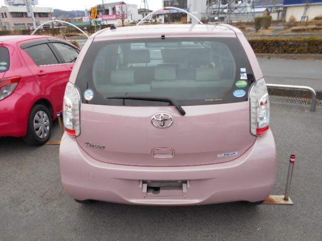 「トヨタ」「パッソ」「コンパクトカー」「茨城県」の中古車6